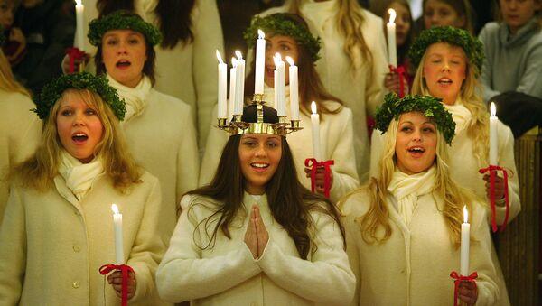 Les chants de Noël - Sputnik France