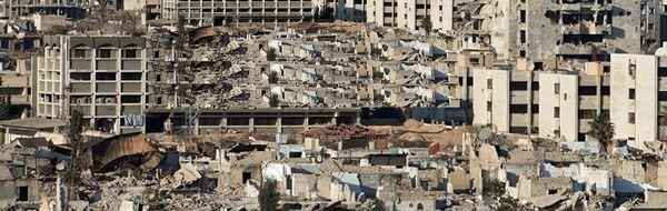 Le centre historique de Damas frappé par les terroristes - Sputnik France