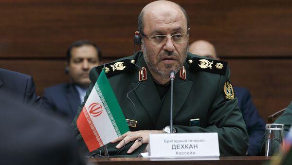 Pour Téhéran, le règlement de la crise syrienne ne pourra se faire que sans Riyad - Sputnik France