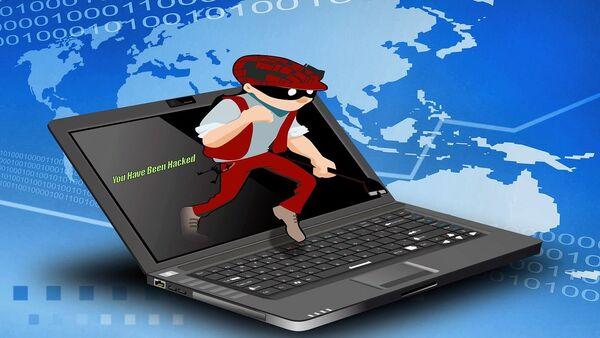 Red Hacker - Sputnik France