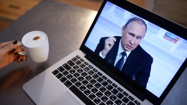 propagande russe - Sputnik France