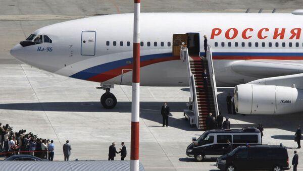 Un avion pour rapatrier les diplomates russes des USA - Sputnik France