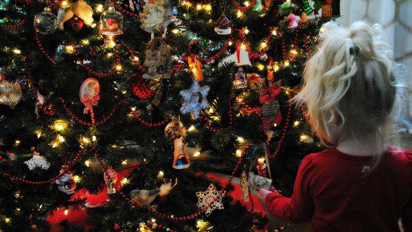 At Christmas-time - Sputnik France