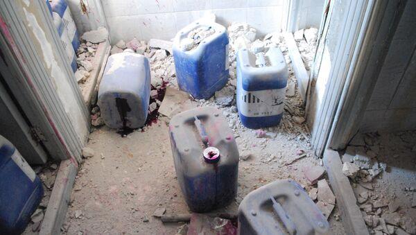 Recours aux armes chimiques: la Défense russe remet des preuves à Damas - Sputnik France