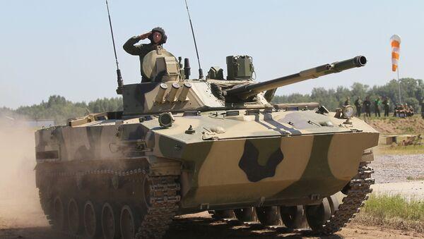 BMP-3 - Sputnik France