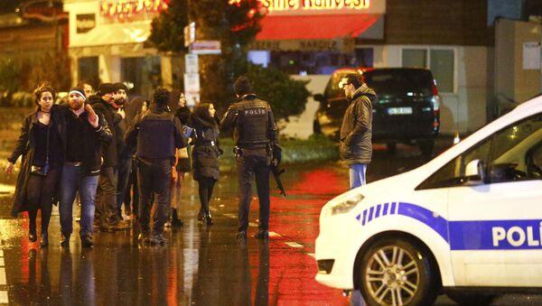 L'auteur de l'attentat d'Istanbul connaissait bien le Reina - Sputnik France