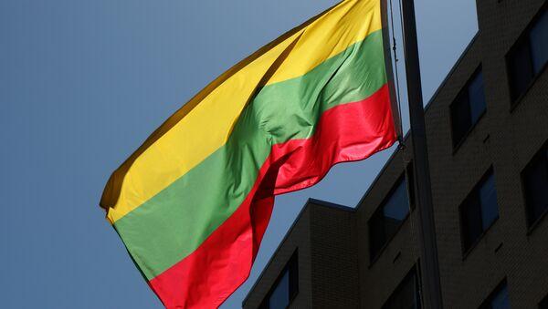 Bandera de Lituania - Sputnik France