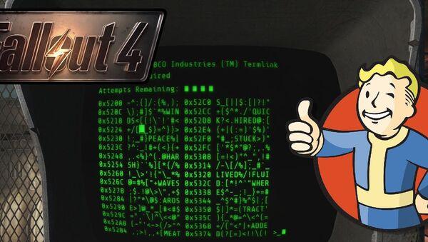 CNN utilise une image du jeu vidéo Fallout 4 pour montrer comment le Kremlin pirate les USA - Sputnik France