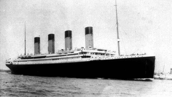 Le Titanic - Sputnik France