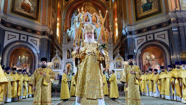 « Pendant Noël faites au moins une bonne oeuvre » (Message télévisé du patriarche Cyrille à l'occasion de Noël) - Sputnik France