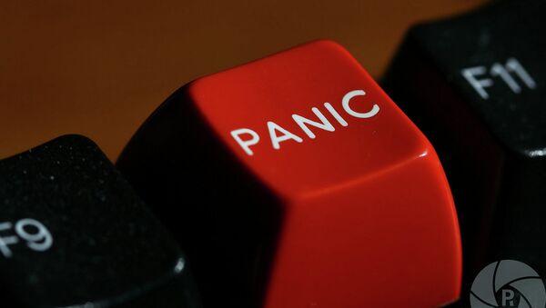 Panic button - Sputnik France