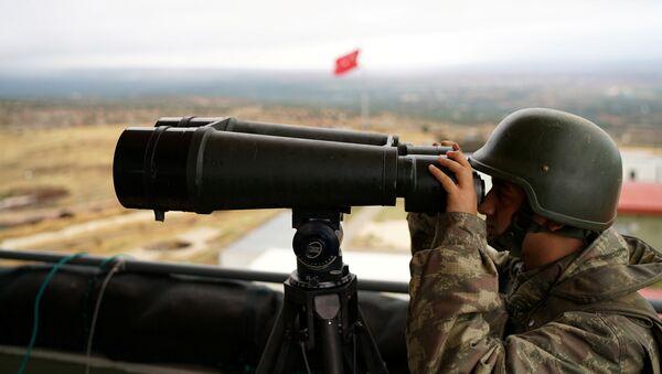 Militaire turc - Sputnik France