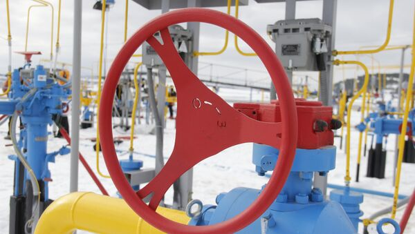 Première livraison de gaz en Crimée depuis la Russie continentale - Sputnik France