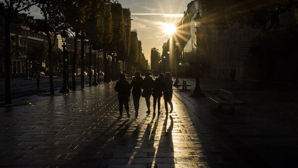 des citoyens français (image d'illustration) - Sputnik France