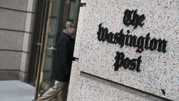 Le Washington Post - Sputnik France