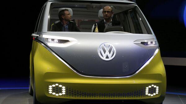 Volkswagen. Véhicules électriques  - Sputnik France