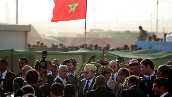 Drapeau marocain - Sputnik France