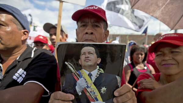 Opposition vénézuélienne: destituer Maduro pour en finir avec le chavisme - Sputnik France