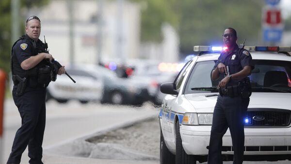 Policiers américains. Archive photo - Sputnik France