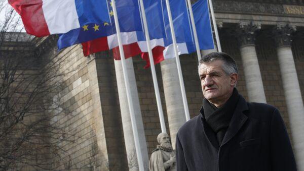 Jean Lassalle - Sputnik France