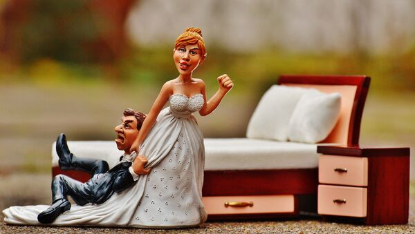 Pour le meilleur et pour le pire: anthologie des demandes en mariage - Sputnik France