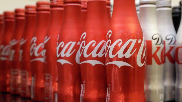Les célèbres camions Coca-Cola bientôt bannis au Royaume-Uni? - Sputnik France