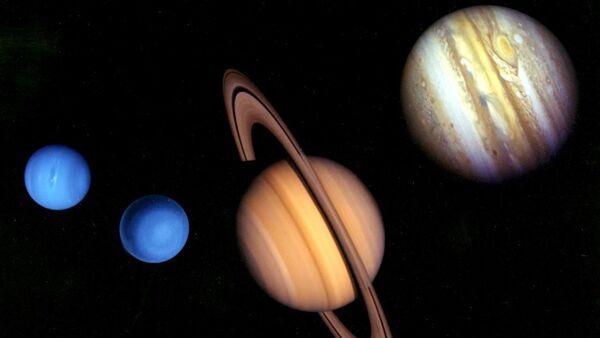 La mission spatiale des deux «Voyager» en images - Sputnik France