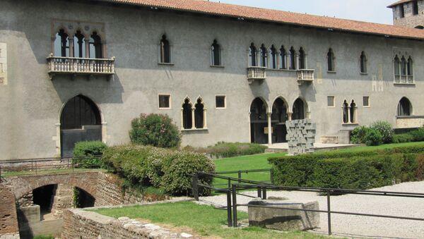 Verona Museo di Castelvecchio - Sputnik France