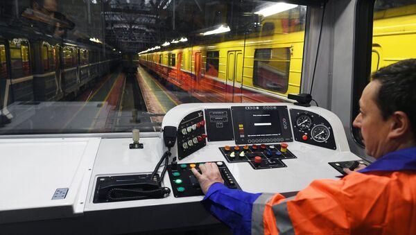 Ce que cache le métro de Moscou - Sputnik France
