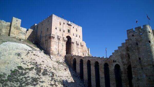 La citadelle imprenable d'Alep - Sputnik France