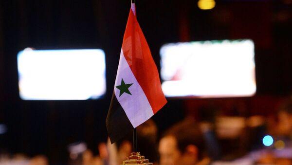 Drapeau de Syrie - Sputnik France
