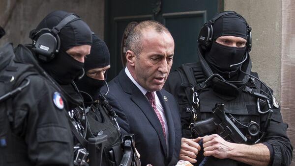 Ramush Haradinaj - Sputnik France