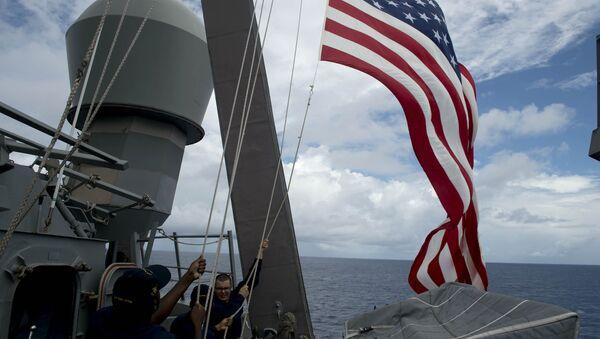 Donald Trump veut des navires moins chers pour la Marine US - Sputnik France