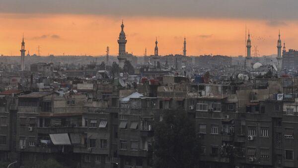 Damas - Sputnik France