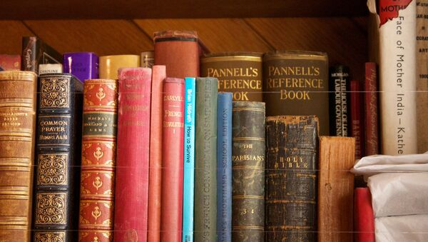 Un Américain retourne un livre de bibliothèque emprunté il y a 100 ans - Sputnik France