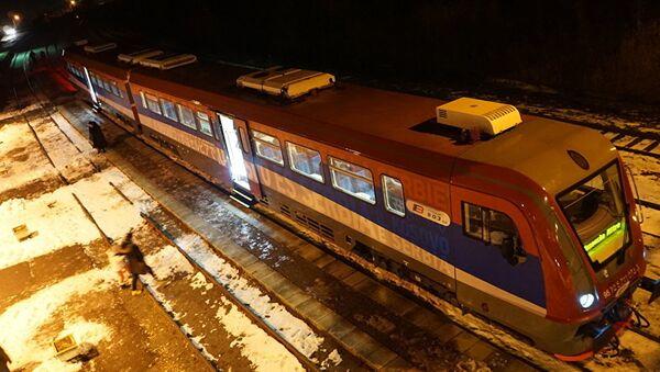 Train - Sputnik France