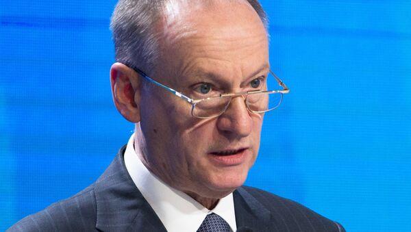 Le secrétaire général du Conseil de sécurité russe Nikolaï Patrouchev - Sputnik France