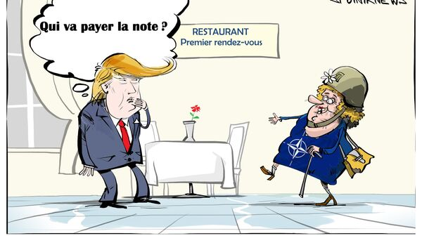 Trump: «l'Otan est obsolète» - Sputnik France