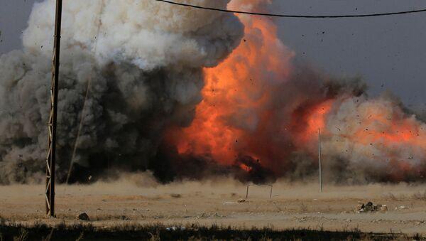explosion, image d`illustration - Sputnik France
