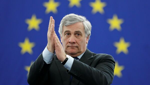 Antonio Tajani - Sputnik France
