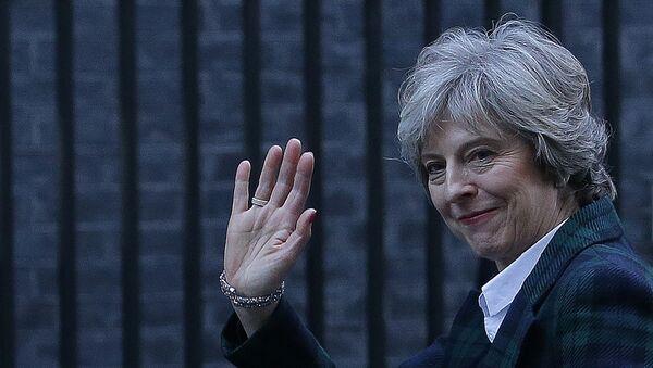 Theresa May - Sputnik France