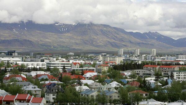 Islande - Sputnik France