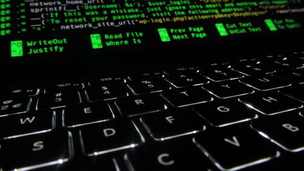 Un clavier d'ordinateur - Sputnik France