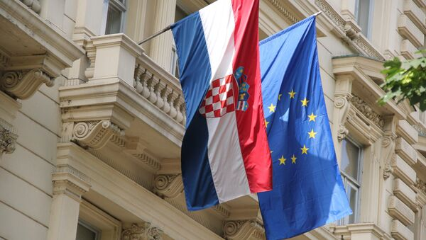 Croatie - Sputnik France