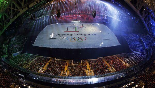 Pyeongchang 2018 - Sputnik France