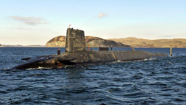 HMS Victorious - Sputnik France