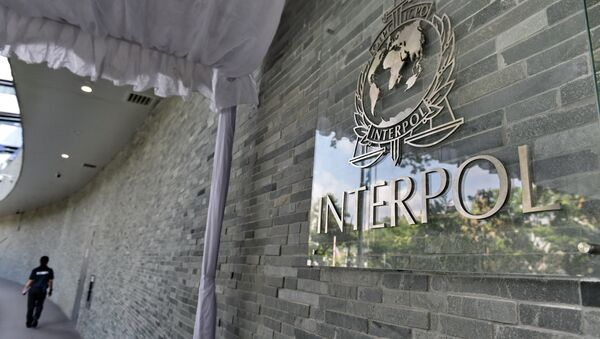 Interpol - Sputnik France