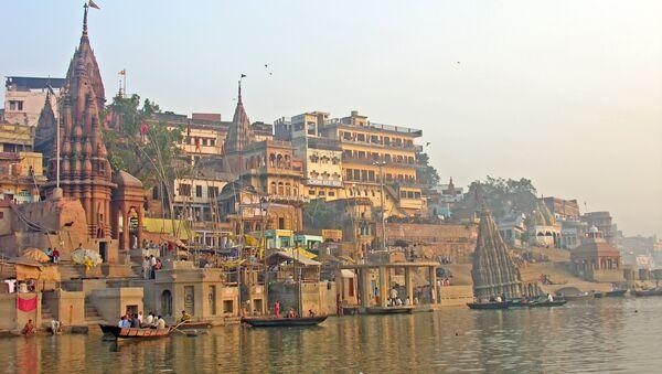 Varanasi, la India - Sputnik France
