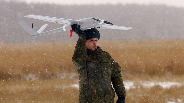 Государственный центр беспилотной авиации Министерства обороны РФ - Sputnik France