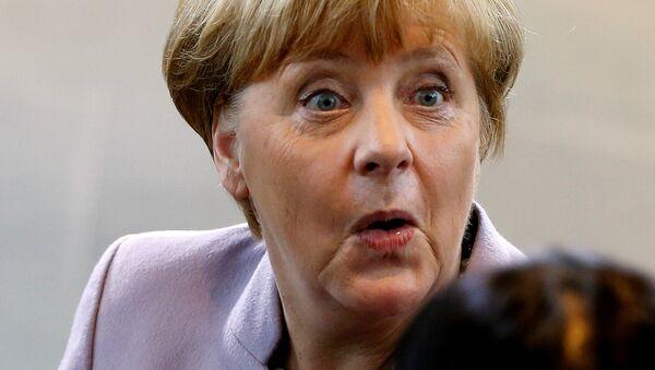 Services de renseignement britanniques ou allemands? Merkel a choisi son camp! - Sputnik France